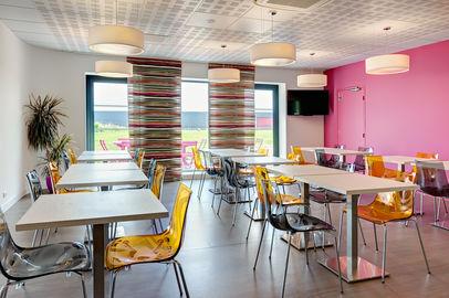 Brit Hotel Les Sables d'Olonne – Vendée Mer - Salle de petit déjeuner