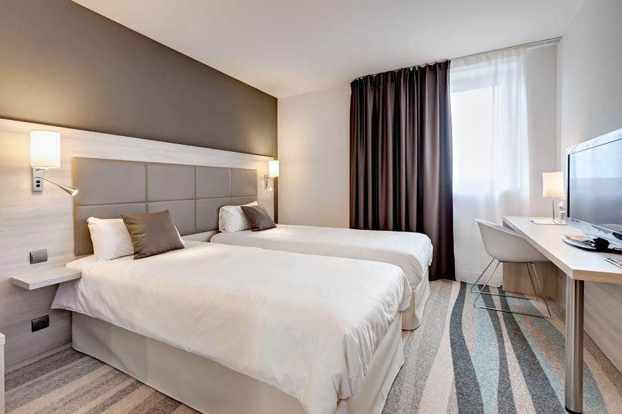 Brit Hotel Les Sables d'Olonnes – Vendée Mer Brit Hotel Les Sables d'Olonnes – Vendée Mer - Chambre twin