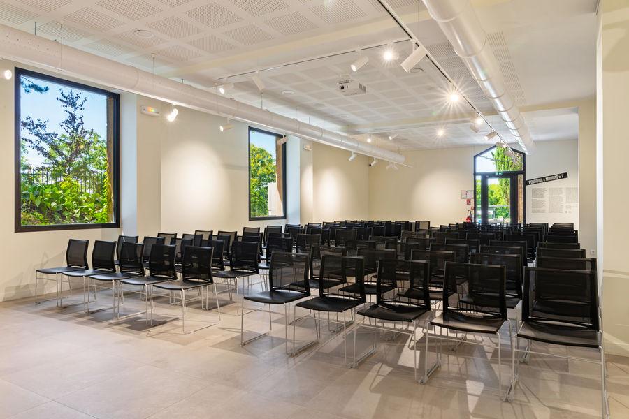 Le Fort de Vaise Salle Tony Garnier - Conférence