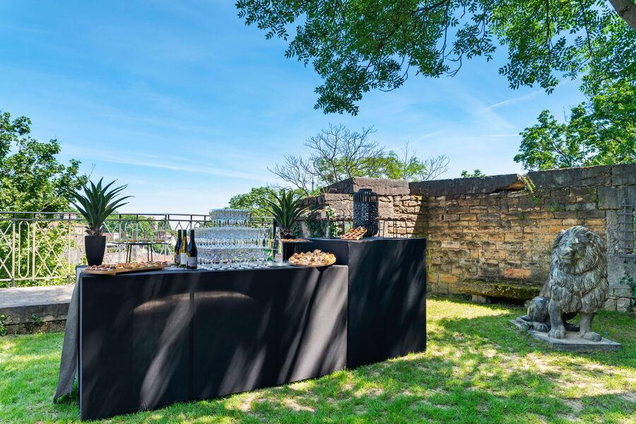 Le Fort de Vaise Terrasse Panoramique - Cocktail