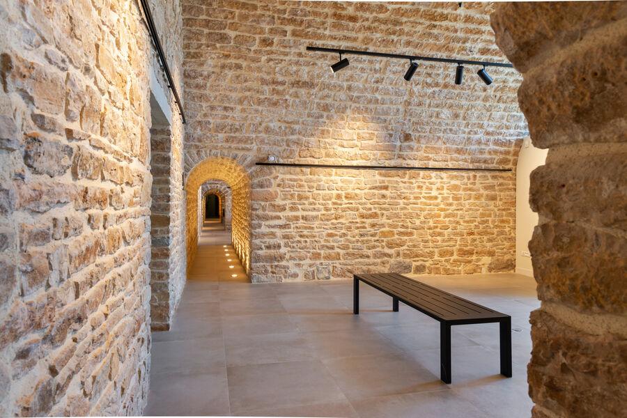 Le Fort de Vaise Casemates (salles de sous-commission)
