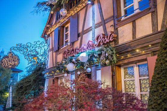Hôtel - Restaurant : Le Relais de la Poste