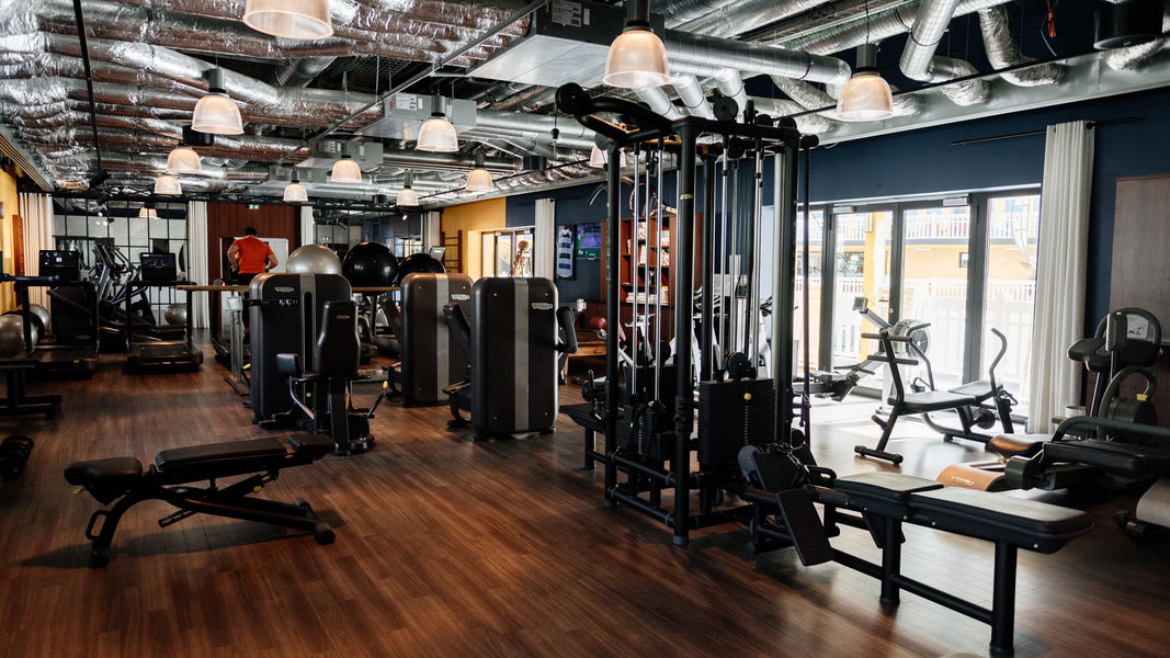 Hôtel Molitor Paris - MGallery Hotel Collection  Salle de fitness