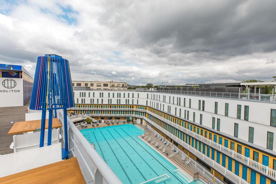 Hôtel Molitor Paris - MGallery Hotel Collection  Rooftop - Solarium