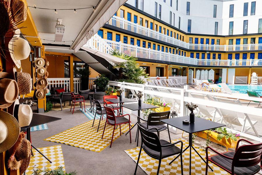 Hôtel Molitor Paris - MGallery Hotel Collection  79