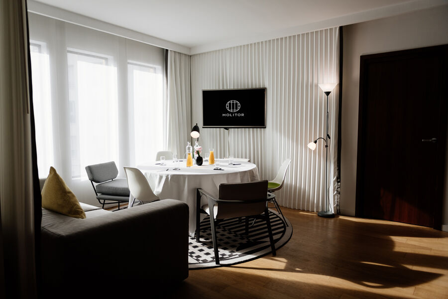 Hôtel Molitor Paris - MGallery Hotel Collection  Pool Suite Meeting