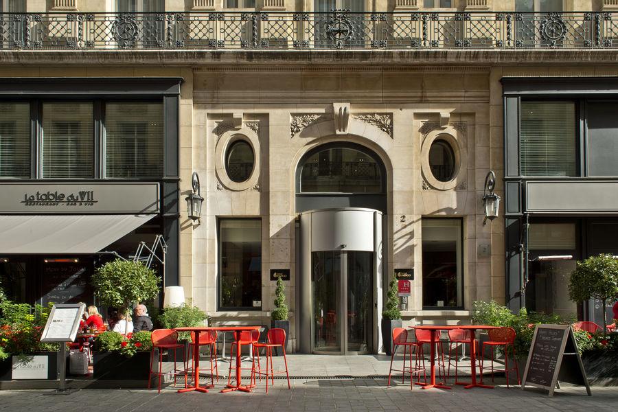 Hôtel Indigo Paris - Opéra Accueil