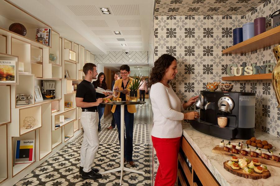 Atelier H La Cuisine Ouverte