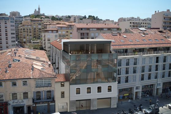Now Coworking - Marseille