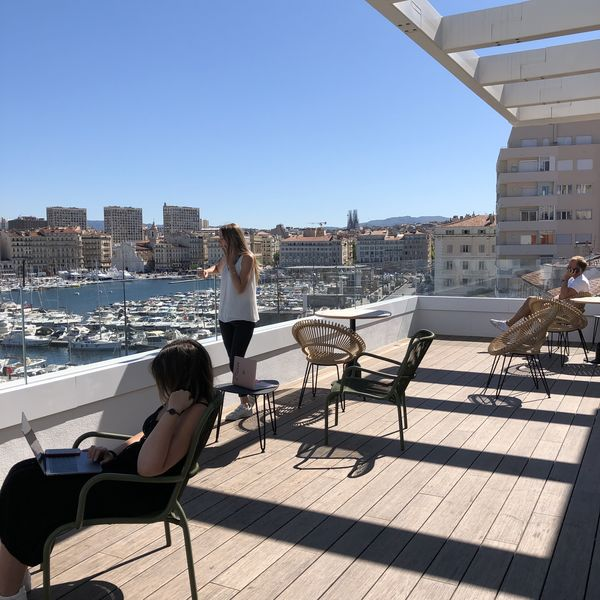 Now Coworking - Marseille 7