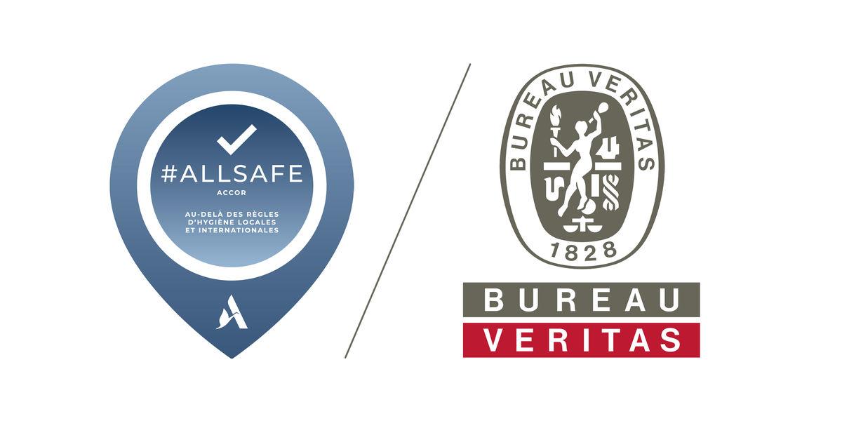 Mercure Lyon Centre Charpennes **** Label Allsafe pour un événement en toute sécurité