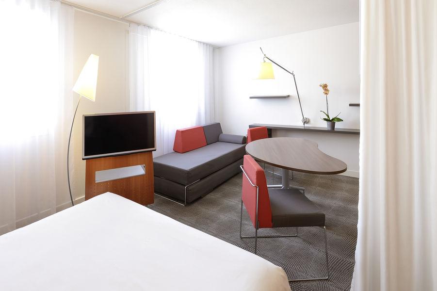 Hôtel Novotel Suites Clermont-Ferrand Polydome **** CHAMBRE
