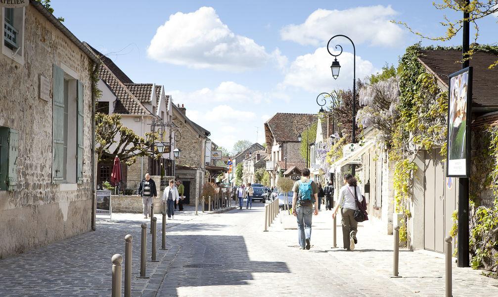 les Pléiades**** Hôtel-Spa-Restaurant Village de Barbizon