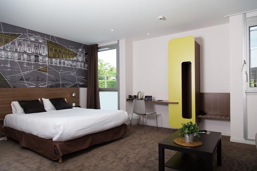 BRIT HOTEL Toulouse Colomiers -  L'Esplanade *** Suite