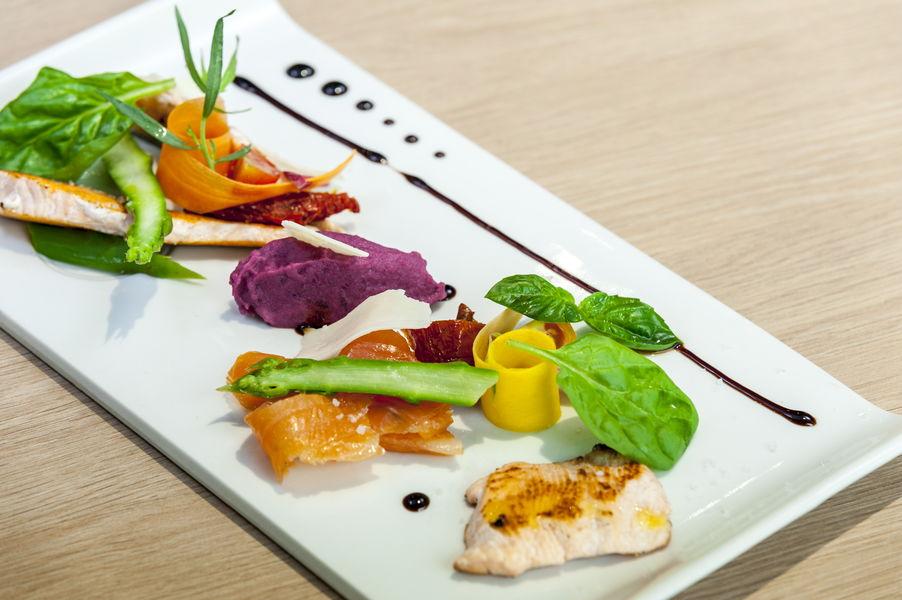 BRIT HOTEL Toulouse Colomiers -  L'Esplanade *** Proposition culinaire