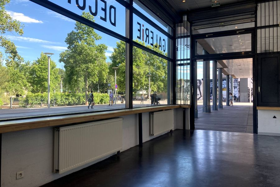 Galerie DECORDE GALERIE DECORDE INTERIEUR 2