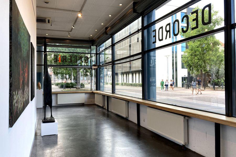 Galerie DECORDE GALERIE DECORDE INTERIEUR 3