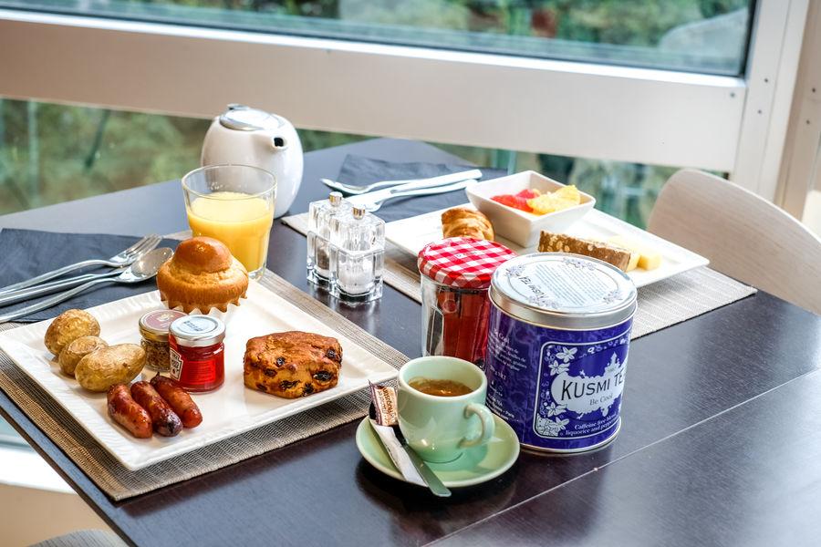 Novotel Paris Charenton **** Petit déjeuner