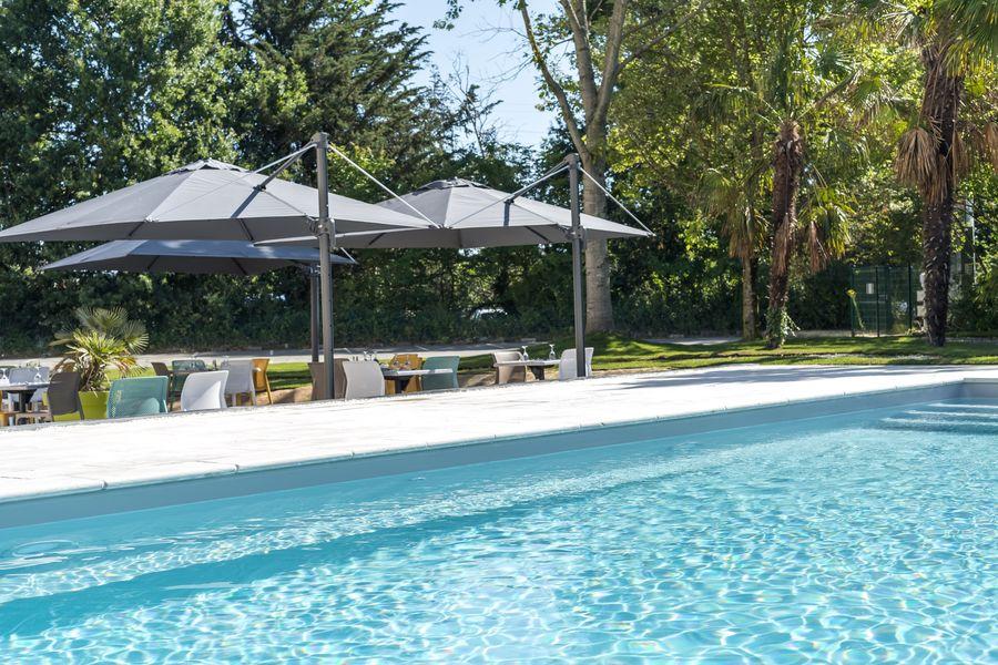BRIT HOTEL Angers Parc Expo – L'Acropole *** Piscine