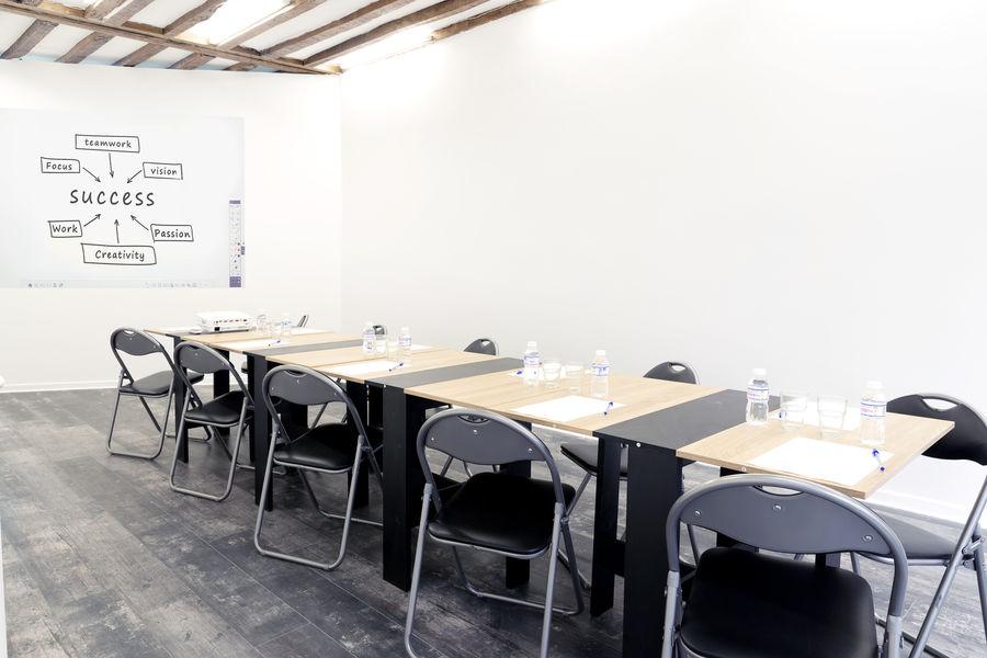Le Marais - Galerie d'expositions et Salle de Réunions 20