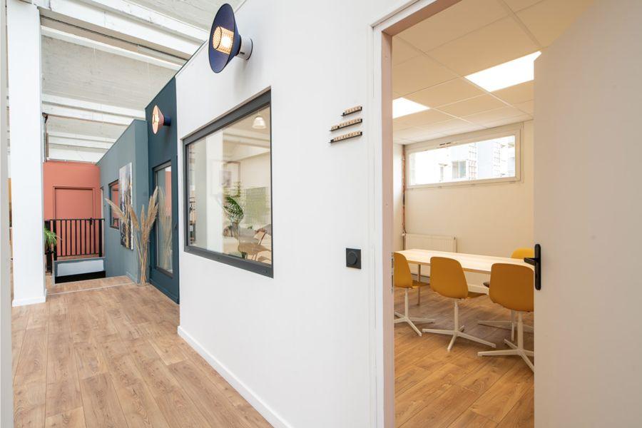 L'atelier Cail Salle de réunion Delacroix