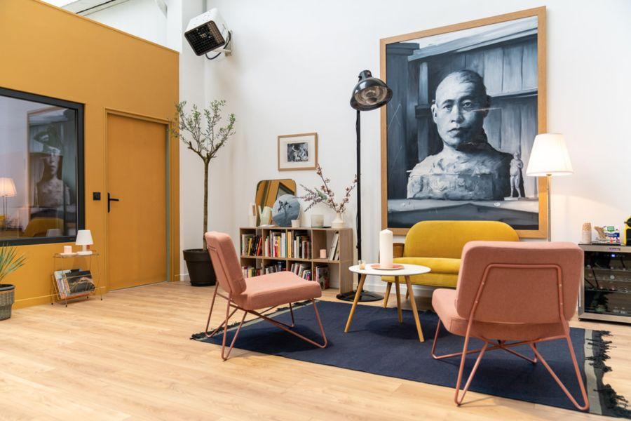 L'atelier Cail Espace détente - Le Grand Hall