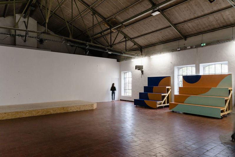 Coco Velten - 5 espaces privatisables La Halle et ses gradins amovibles