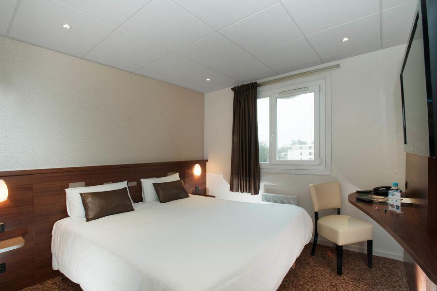 Brit Hotel Tours Sud – Le Cheops *** Chambre Confort