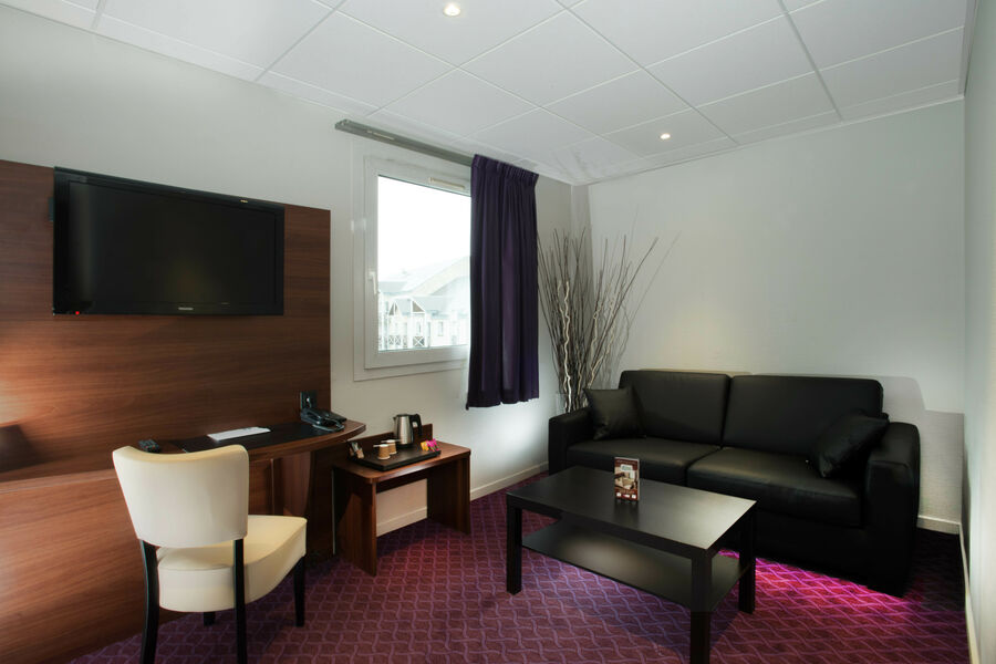 Brit Hotel Tours Sud – Le Cheops *** Chambre Business
