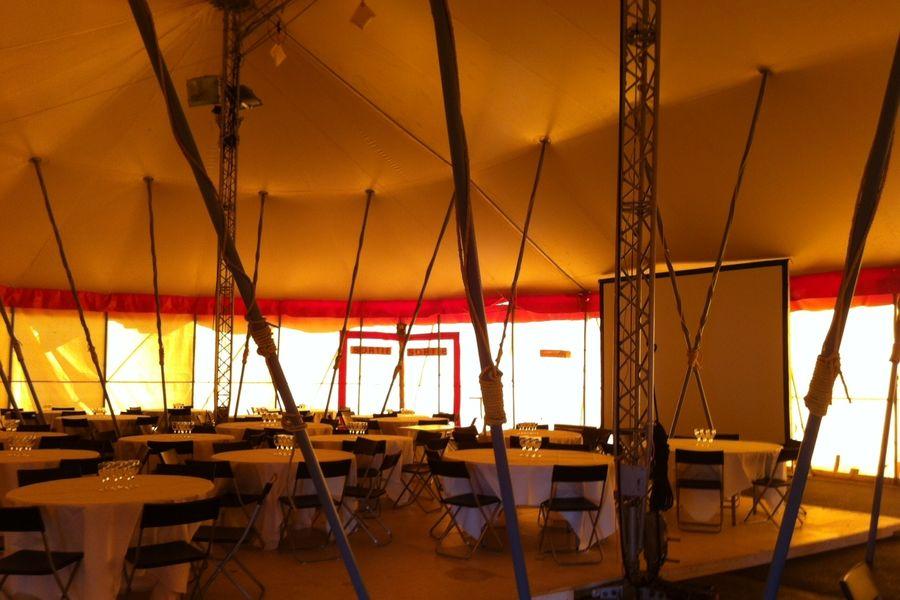 Le Chapiteau de Cirque de Bordeaux Le Petit Chapiteau