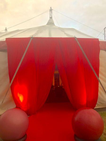 Le Chapiteau de Cirque de Bordeaux Le Petit Chapiteau - entrée