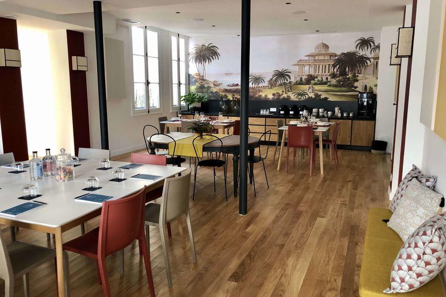 AUTRE AMBIANCE Salle à manger - Salle de réunion Bordeaux