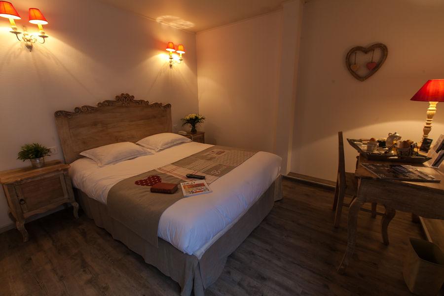 Brit Hotel Bristol Montbéliard Centre *** Chambre