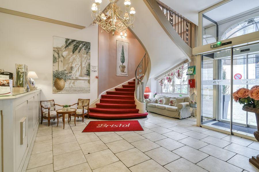 Brit Hotel Bristol Montbéliard Centre *** Intérieur
