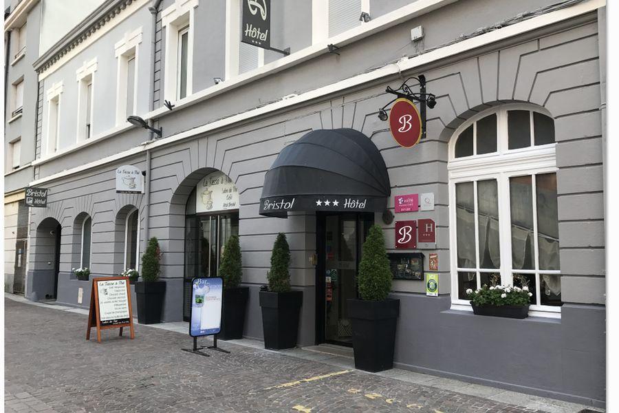 Brit Hotel Bristol Montbéliard Centre *** Brit Hotel Bristol Montbéliard Centre ***