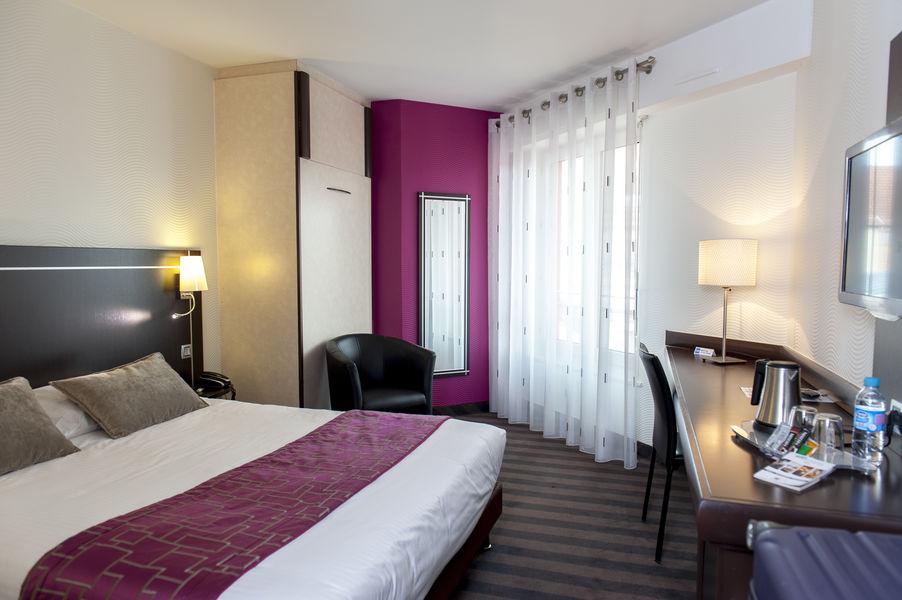 Brit Hotel Belfort Centre **** Chambre