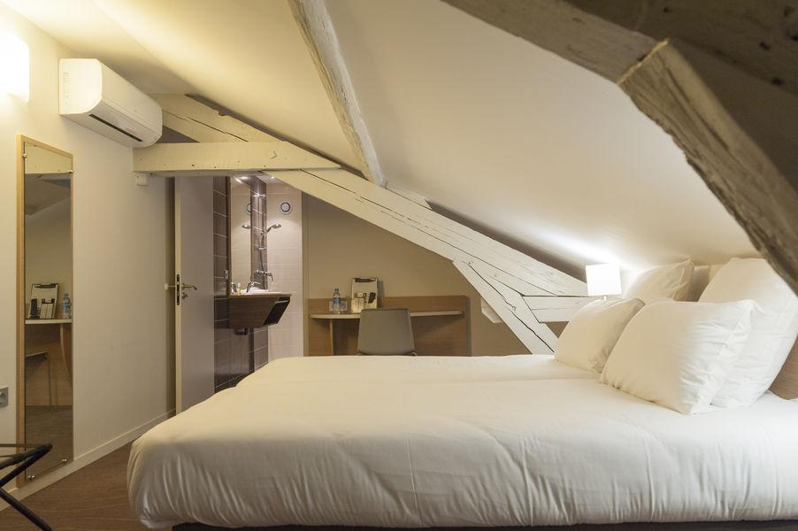 Brit Hotel Mâcon Centre Gare *** Chambre