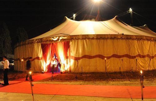 Le Chapiteau de Cirque de Bordeaux Le Grand Chapiteau