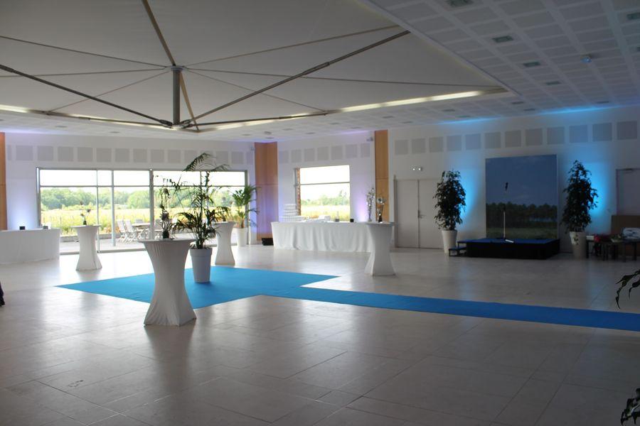 Château Luchey Halde Grande Salle - expo