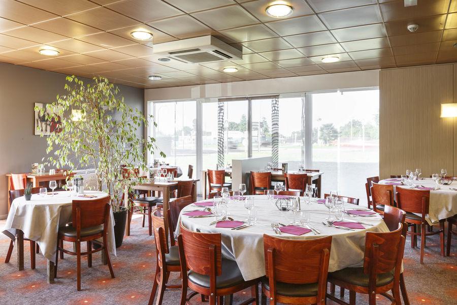 Brit Hotel Rennes Saint-Gregoire - Le Villeneuve *** Restaurant