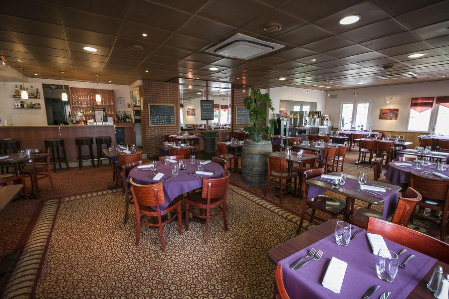 Brit Hotel Rennes - Le Castel *** Restaurant Le Castel