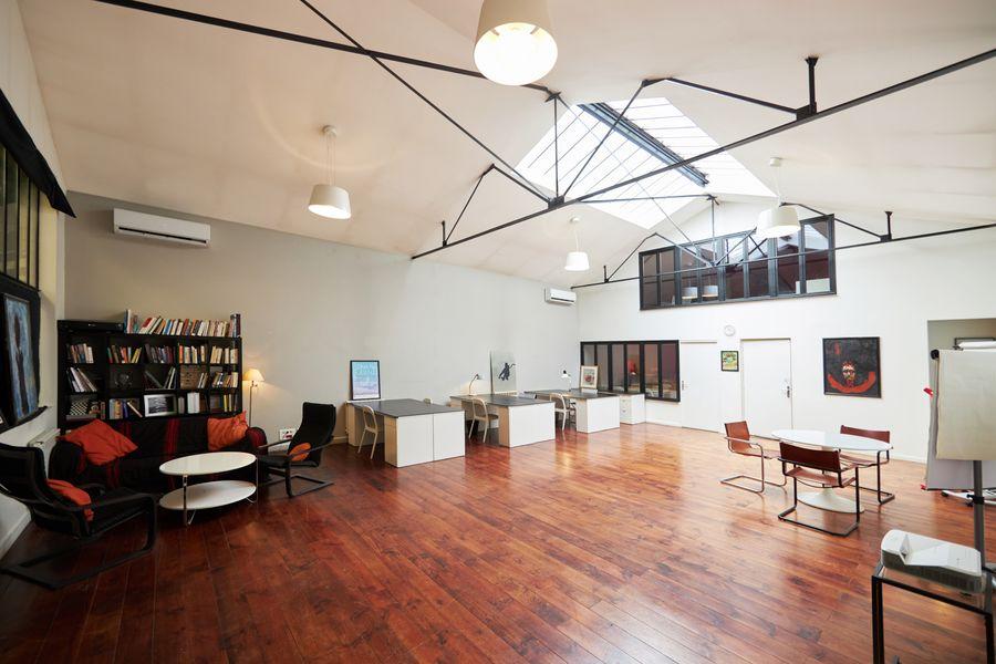 La Sphère Loft salle principale vue 1