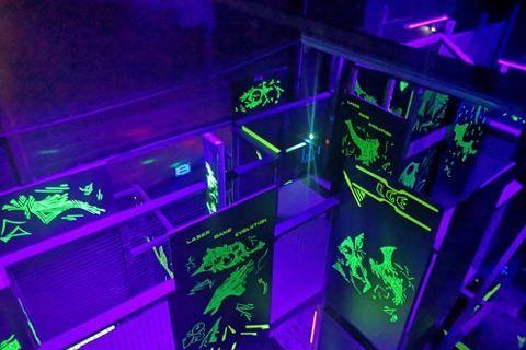 Laser Game Evolution Dijon / Saint apollinaire 4