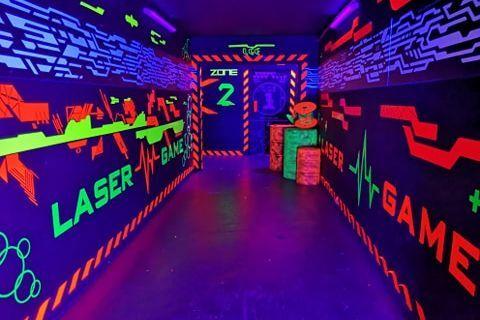 Laser Game Evolution Dijon / Saint apollinaire 5