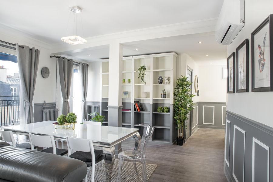 Espace de réunions et terrasse Acacias 15