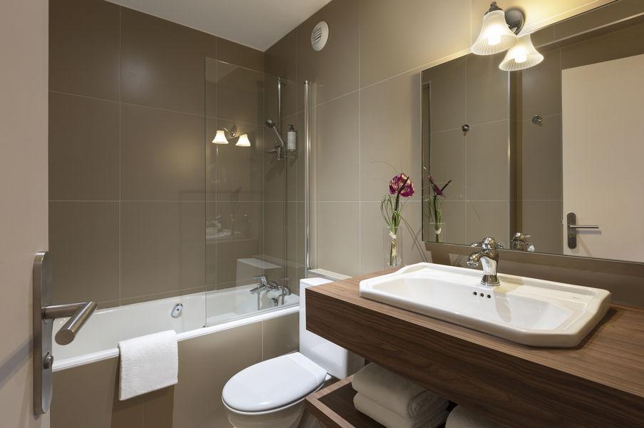 Maison Barbillon *** Salle de bain