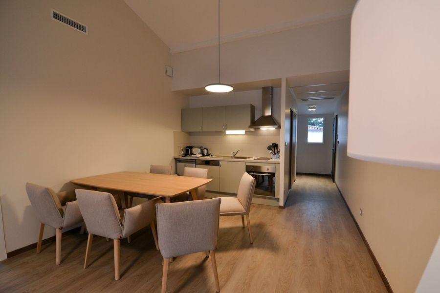 Le Richelieu Cuisine appartements