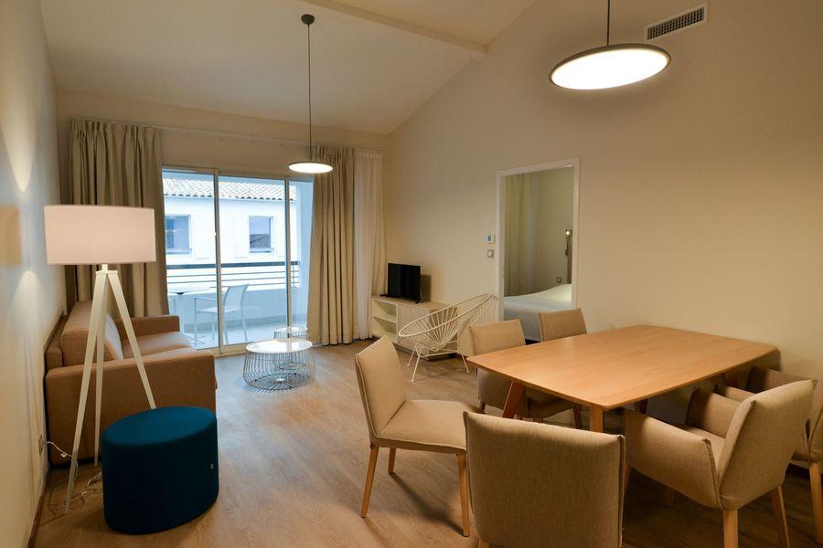 Le Richelieu Salon appartement