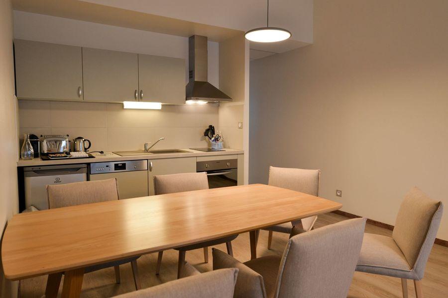 Le Richelieu Cuisine appartement