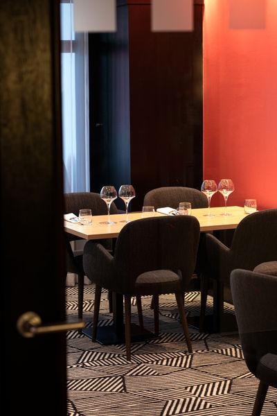 Holiday Inn Mulhouse**** Restaurant - Brasserie K, petite salle